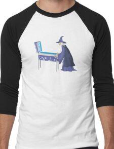 Pinball Wizard Men's Baseball ¾ T-Shirt