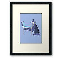 Pinball Wizard Framed Print