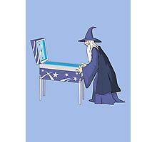 Pinball Wizard Photographic Print
