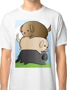 Lots of Lovable Labs Classic T-Shirt