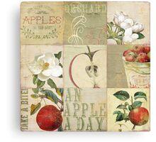 Apple Blossoms II Canvas Print