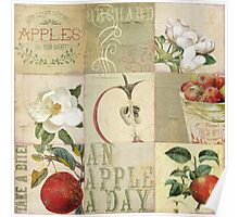 Apple Blossoms II Poster