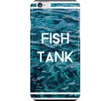 FISH TANK iPhone Case/Skin