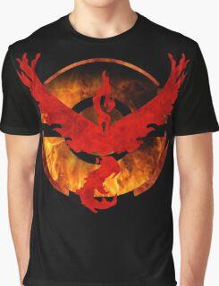 -Team Valor- Graphic T-Shirt