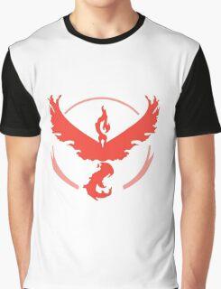 Pokemon Team Valor - Light Graphic T-Shirt
