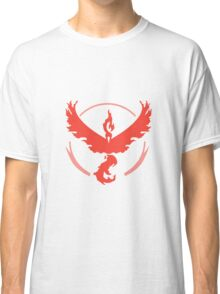 Pokemon Team Valor - Light Classic T-Shirt
