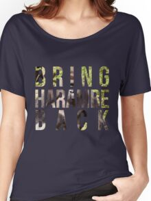 Bring Harambe Back Women's Relaxed Fit T-Shirt