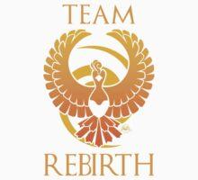 Team Rebirth - White Kids Tee