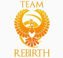 Team Rebirth - White Unisex T-Shirt
