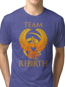 Team Rebirth - Black Tri-blend T-Shirt