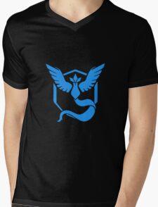 Pokemon Team Mystic - Light Mens V-Neck T-Shirt