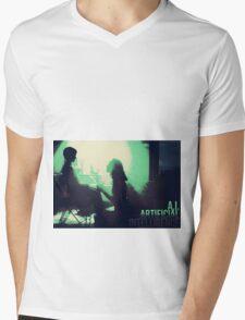 A.I. Mens V-Neck T-Shirt