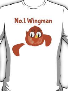 No.1 Wingman | Broken Wing T-Shirt