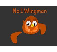 No.1 Wingman | Broken Wing Photographic Print
