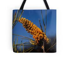 Yellow Grevillea Tote Bag