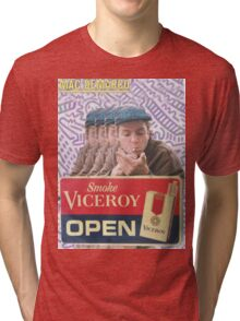 Mac Demarco Viceroy Open  Tri-blend T-Shirt