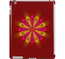Bright and Beautiful colored flower iPad Case/Skin