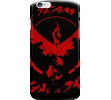 Pokemon GO -Team Valor Logo iPhone Case/Skin