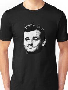 Bill Murray Face Unisex T-Shirt