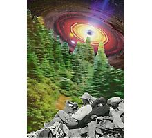 Trippy Relax Photographic Print