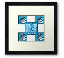 The Rat Pack - 2 Framed Print