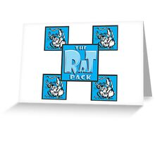 The Rat Pack - 2 Greeting Card