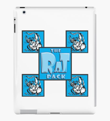 The Rat Pack - 2 iPad Case/Skin