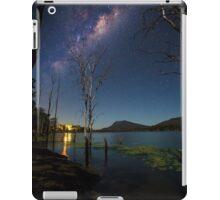 The Milky Way over the Scenic Rim iPad Case/Skin