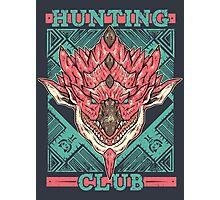 Hunting Club: Pink Rathian  Photographic Print