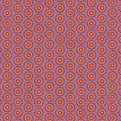 Tiger Lily Mandala by Barbara Storey