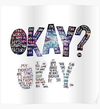 Okay Okay Nebula  Poster