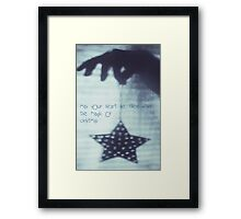 my wish for you Framed Print