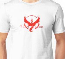 Team Valor For Life Unisex T-Shirt