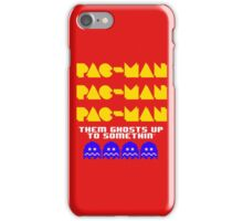 PACMAN/Jumpman Ghosts iPhone Case/Skin