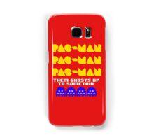 PACMAN/Jumpman Ghosts Samsung Galaxy Case/Skin