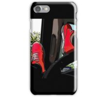 Check My Kicks iPhone Case/Skin