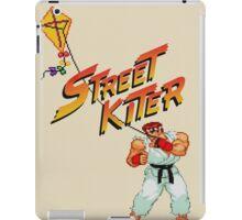 Street Kiter iPad Case/Skin