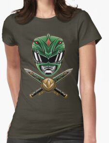Dragonzord Power Womens Fitted T-Shirt