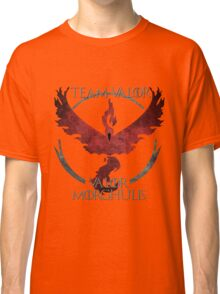 Team Valor - Valor Morghulis Classic T-Shirt