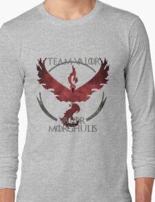 Team Valor - Valor Morghulis Long Sleeve T-Shirt