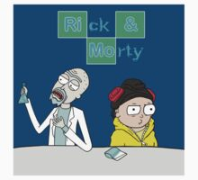 Breaking Morty by thirded