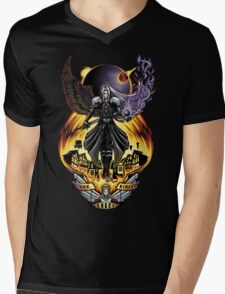 One Winged Angel Mens V-Neck T-Shirt