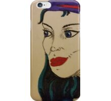 gypsy rebel iPhone Case/Skin