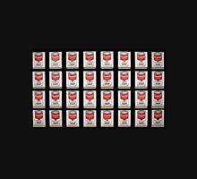 Campbell's Soup Cans Modernized Unisex T-Shirt
