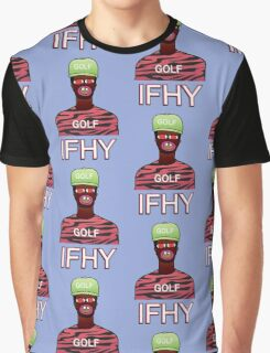 IFHY / Tyler the Creator Graphic T-Shirt