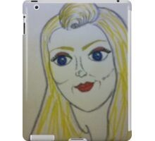 you have ugly soul iPad Case/Skin