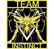 Team Instinct Vector Photographic Print