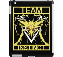 Team Instinct Vector iPad Case/Skin