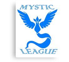 Mystic league Canvas Print