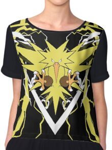 Team Instinct Vector Chiffon Top